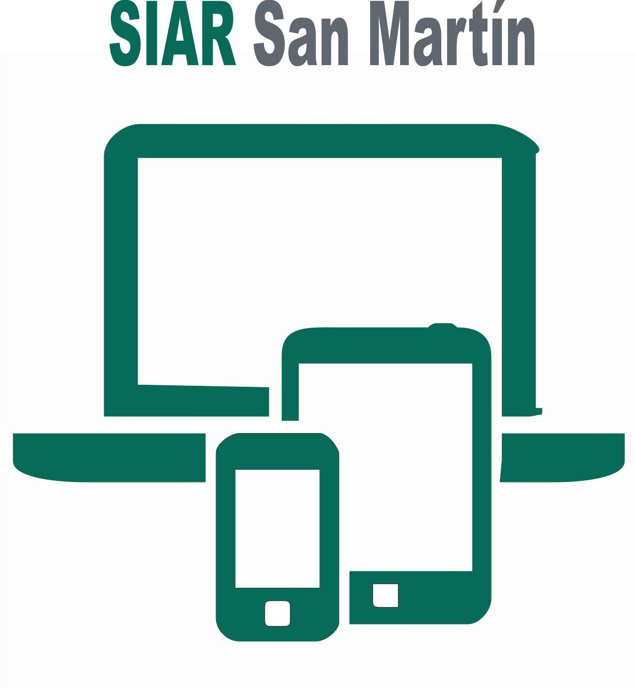 Sistema de Información Ambiental Regional | SIAR San Martín