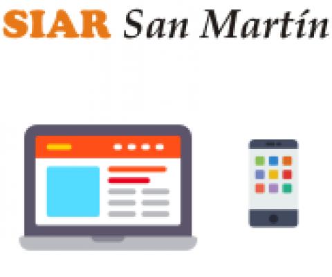 SIAR San Martín | Sistema Regional de Información Ambiental